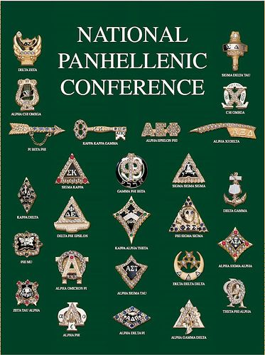 Atlanta Panhellenic Celebrates International Badge Day on March 6, 2017